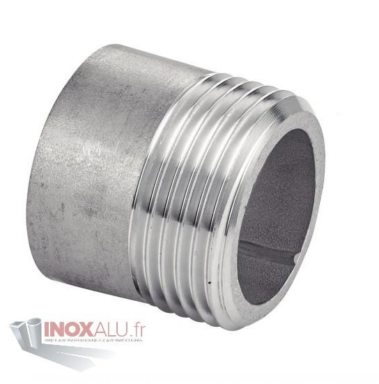Embout Male GAZ 40x49 - 1 1/2