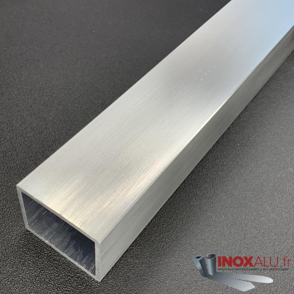 TUBE RECTANGLE 200 X 100 X 4 (6060)