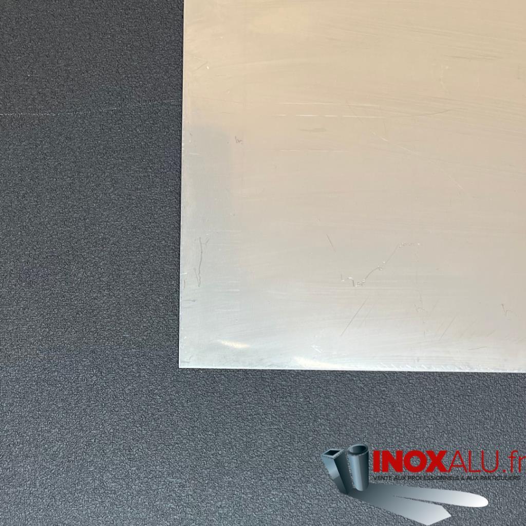 vente de tole inox 304l alimentaire plaque inox brute 1000x2000x8 lac. Black Bedroom Furniture Sets. Home Design Ideas