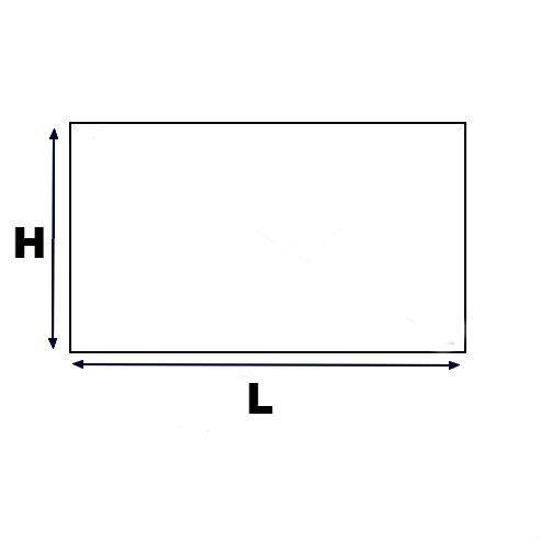 Fond De Hotte Crédence Alu Aspect Inox L110cm H50cm